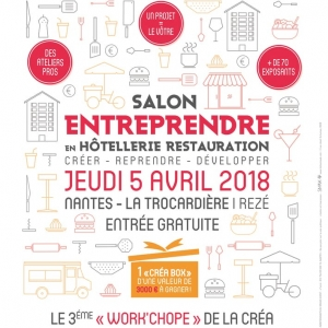 Le sstrn participe au salon entreprendre en h tellerie for Salon hotellerie restauration